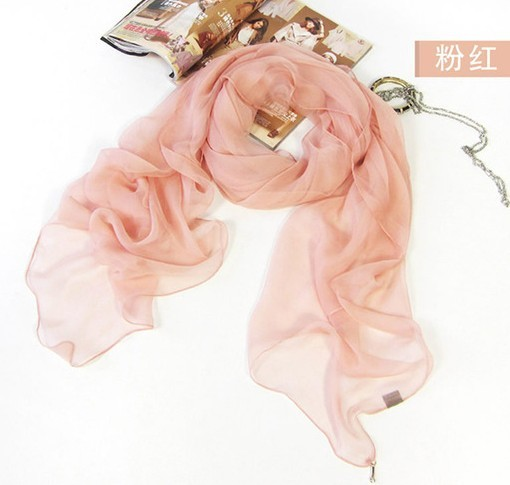 2013 Hot Style New Women's Fashion Solid printed chiffon georget